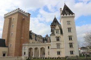Le château de Pau, un lieu chargé d'histoire